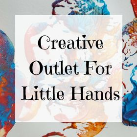 Creative Outlet for Little Hands