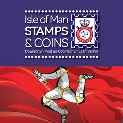Isle of Man Stamps & Coins