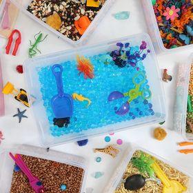 Messy Play Kits | Robin Wilson Imholte
