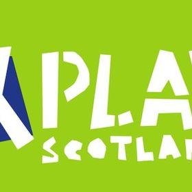 Play Scotland  #play #children #messyplay #craftskids