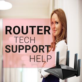 Router Tech Support Help