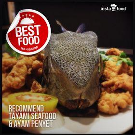 Tayami Seafood & Ayam Penyet