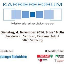 Karriereforum Salzburg