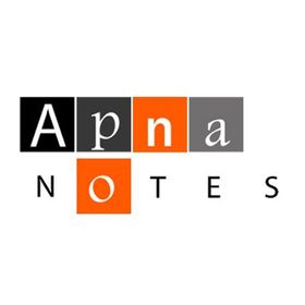 ApnaNotes Educational website