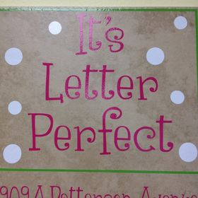 Its Letter Perfect (itsperfectness) on Pinterest