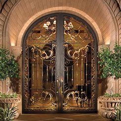 Universal Iron Doors