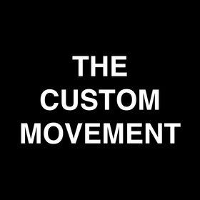 The Custom Movement: Custom Nike, Adidas, Vans Sneakers