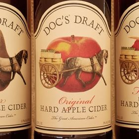 Doc's Draft Hard Ciders
