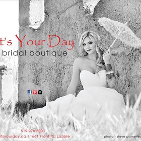 It's Your Day Bridal Boutique and Prom