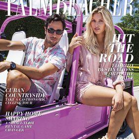 The Palm Beacher - Palm Beach Magazine