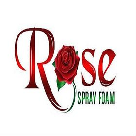 Rose Spray Foam