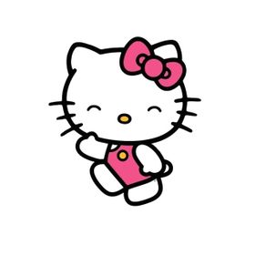 Candy Liu Hello Kitty Candyliu197 On Pinterest