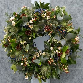 Door Wreath Design