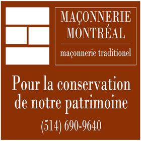 Montréal Maçonnerie