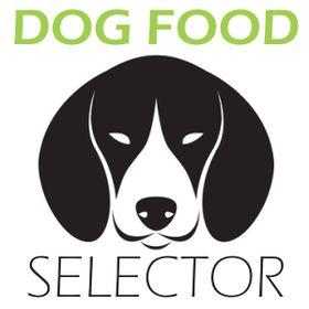 Dog Food Selector