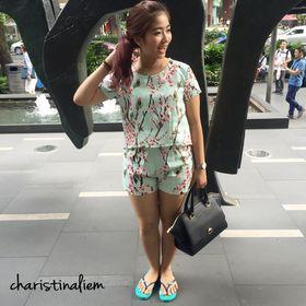Charistina Liem