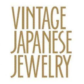 VINTAGE JAPANESE JEWELRY