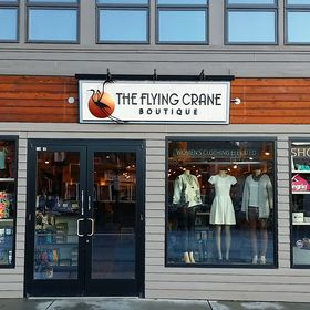 The Flying Crane Boutique