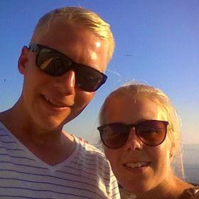 Johanna ja Juha Rainio