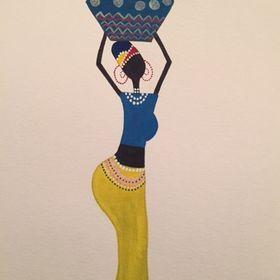 African Original Art