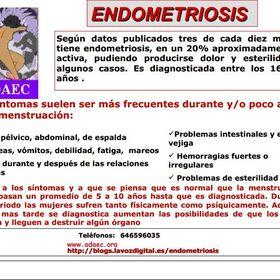 ENDOMETRIOSIS INFORMANDO