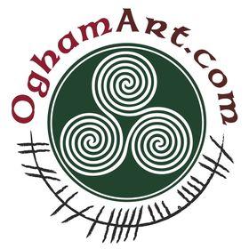 Ogham Art