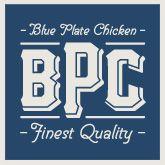 Blue Plate Chicken