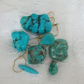 Seven Turquoise