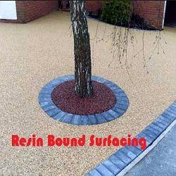 Resin Bound Surfacing