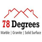 78Degrees on Marble | Granite | Quartz | Solid Surface Countertops