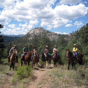 Sundance Trail Guest Ranch Dude Ranch