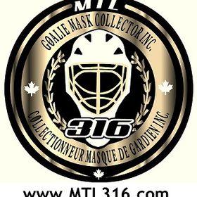 Goalie Mask CollectorInc