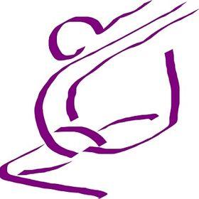 Women Gymnastics Leotard Pink With Purple Swirl Gymnast Dance Leotards Adult Medium am by Fliptastic Leos