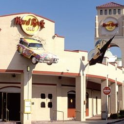 Hard Rock Cafe Niagara Falls, NY