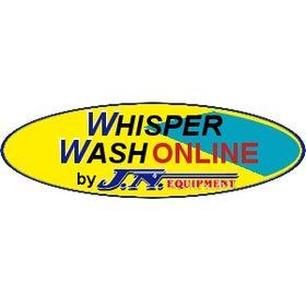 WHISPER WASH WW3128-4 SPRAY BAR 4 TIP FOR BIG GUY MODEL SURFACE CLEANER
