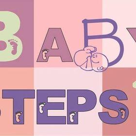 Baby Girl Steps ❥