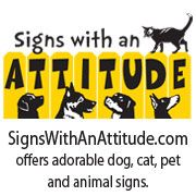 Signs With An Attitude