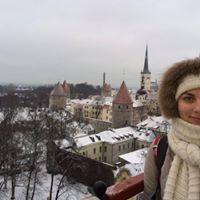 Anastasiya Shpakova