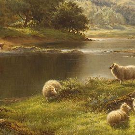 MG Fine Art - Monmouth Galleries - Antique Oils