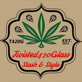 Twisted420glass