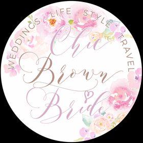 Chic Brown Bride   Danielle