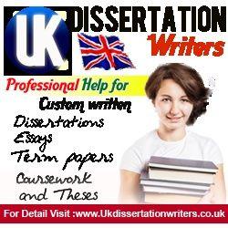 UK Dissertation Writers