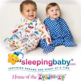 SleepingBaby.com:  Home of the Zipadee-Zip