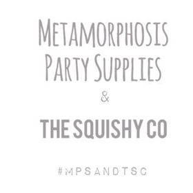 Metamorphosis Party Supplies & The Squishy Co