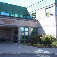 Grand Falls Public Library Bibliothèque publique de Grand-Sault