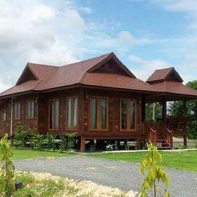 Rumah Kayu Manado
