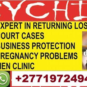 Psychic Adam Baba
