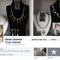 Jewels by Helen Bakker - Gifts, Homewares, Studio Classes.