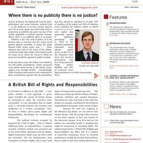 Barrister Magazine