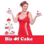 איריס Bis of cake